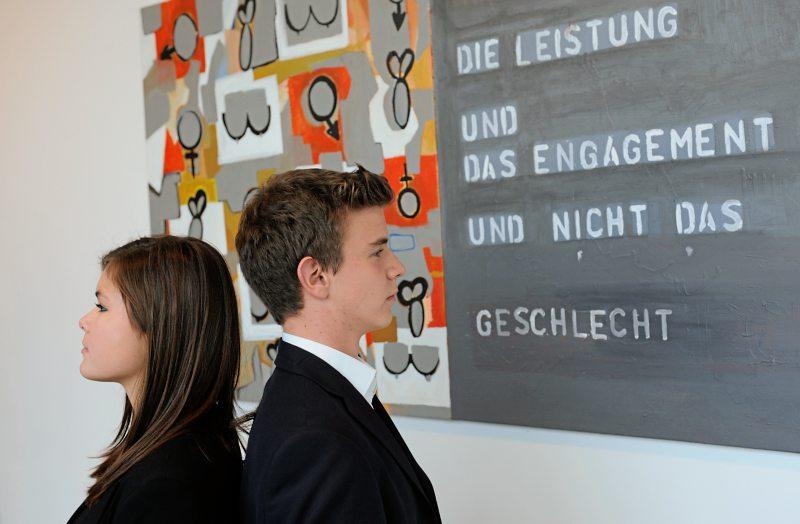 Reportage: Hertha Firnberg Schule; Gendergerechtigkeit
