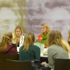 Karriere Treff 2016 an den Hertha Firnberg Schulen für Wirtschaft und Tourismus 1220 Wien
