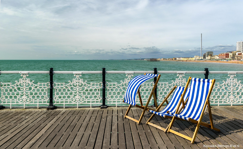 Sea, sun, beach: Brighton – Die Sprachreise der 2HTA nach England
