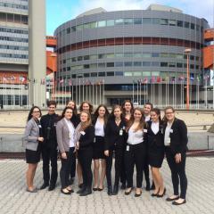 Modell UN 2017: eine außergewöhnliche Konferenz zur Kompetenz-und Begabungsförderung