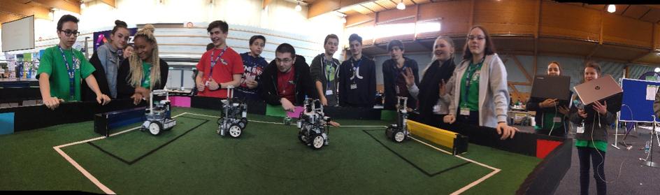 Erfahrungsbericht RoboCup Junior Austrian Open 2017