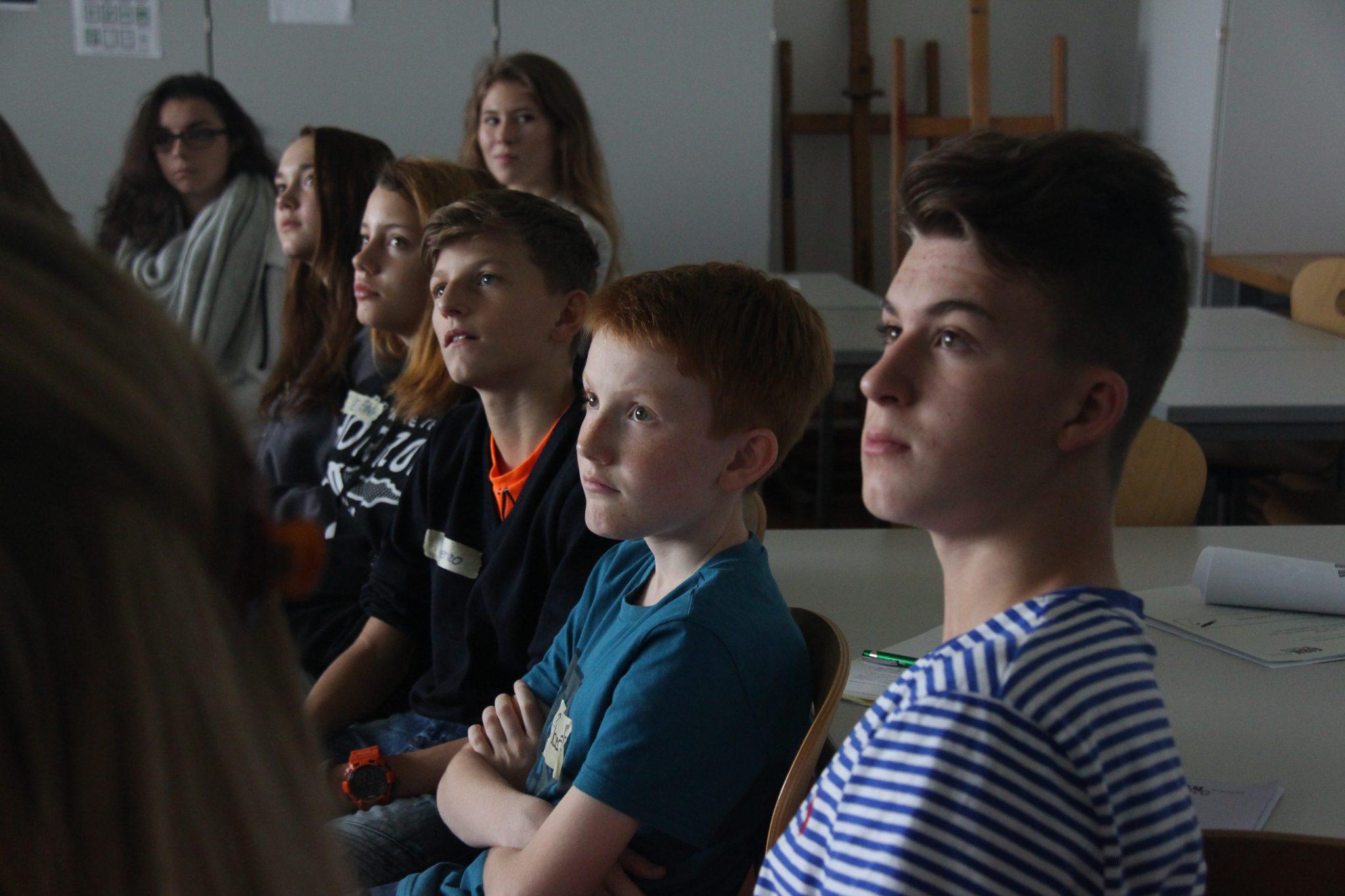 Wie funktionieren die Schnuppertage an den Hertha Firnberg Schulen ?
