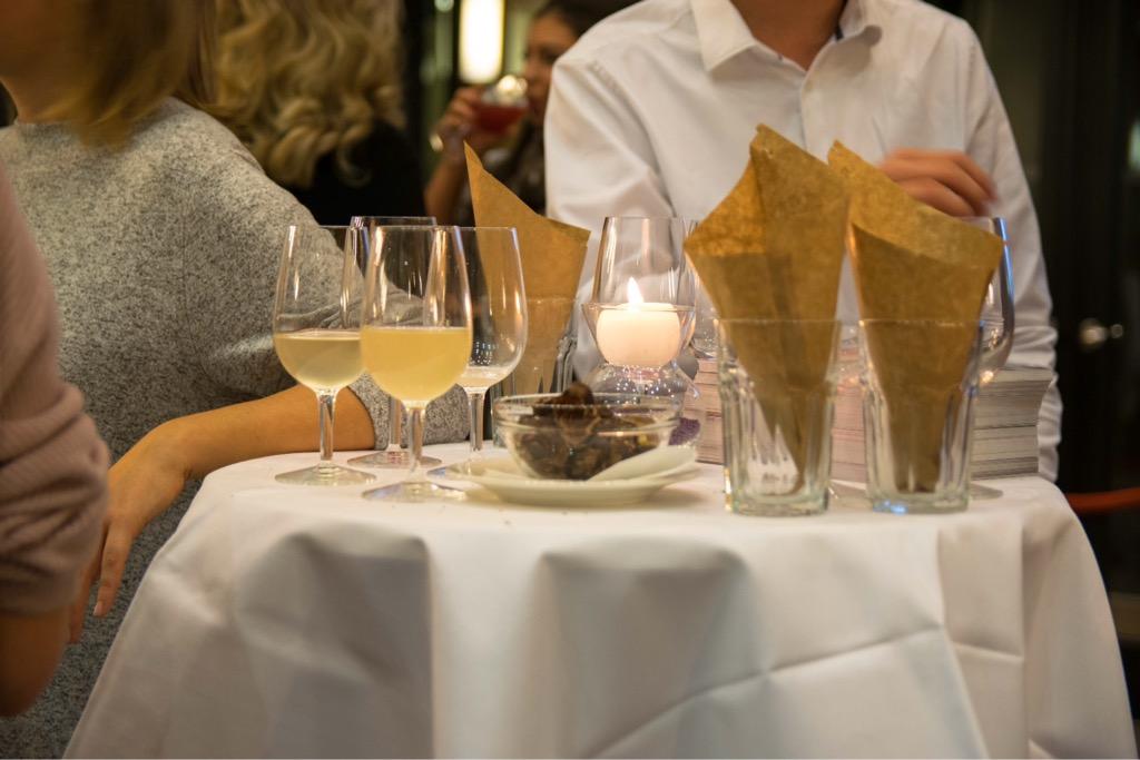 Alumni-Dinner am 24.Oktober 2017 am Firnbergplatz