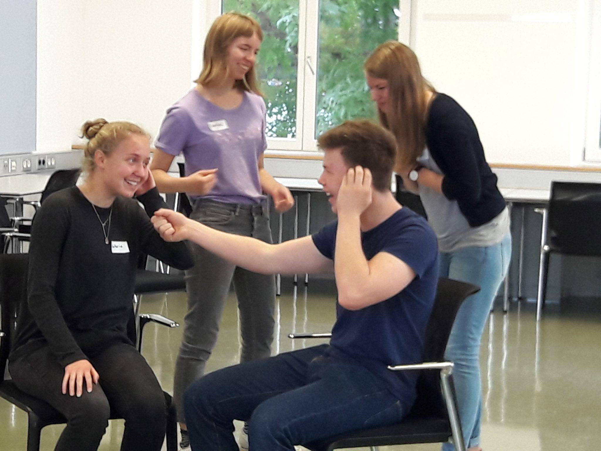 "Workshop ""Mutig eigene Wege gehen"""