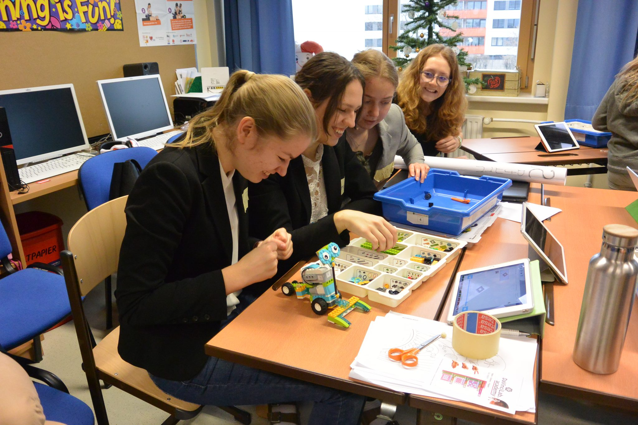 Peer-Teaching-Workshop der 3HCA