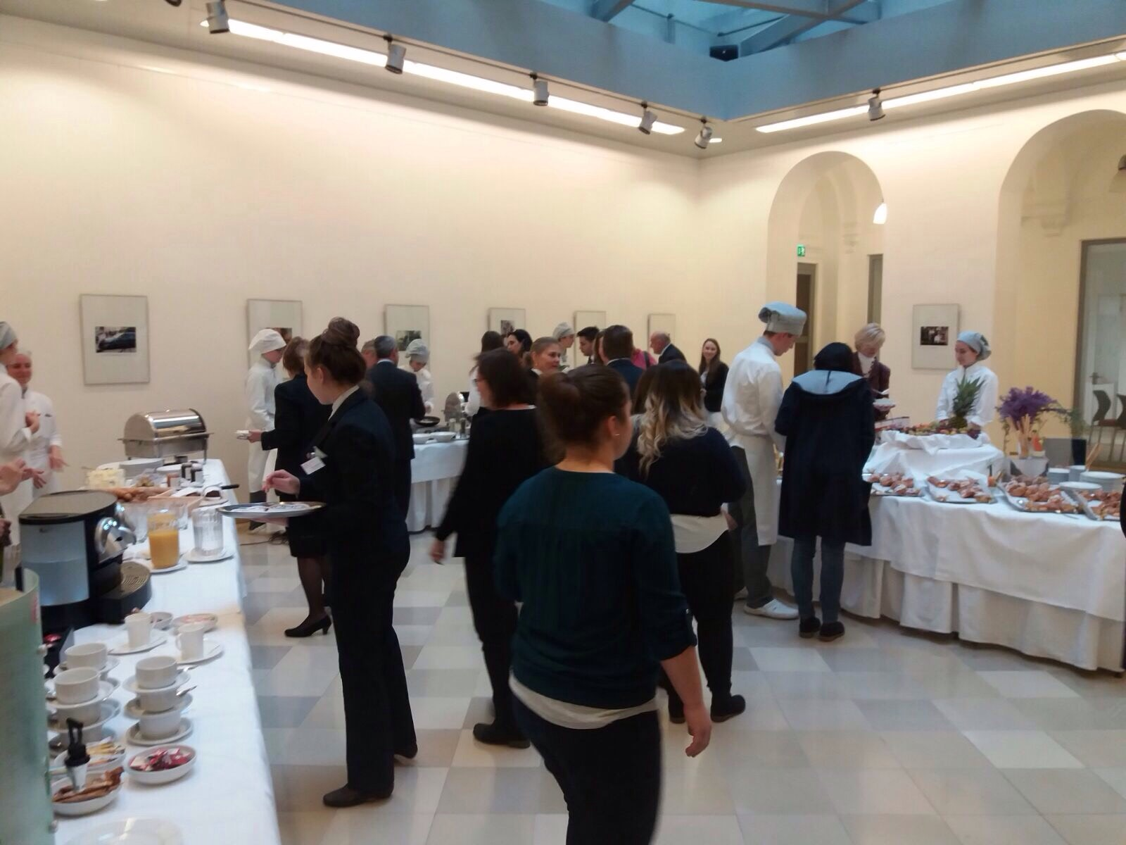 Business brunch – das Projekt