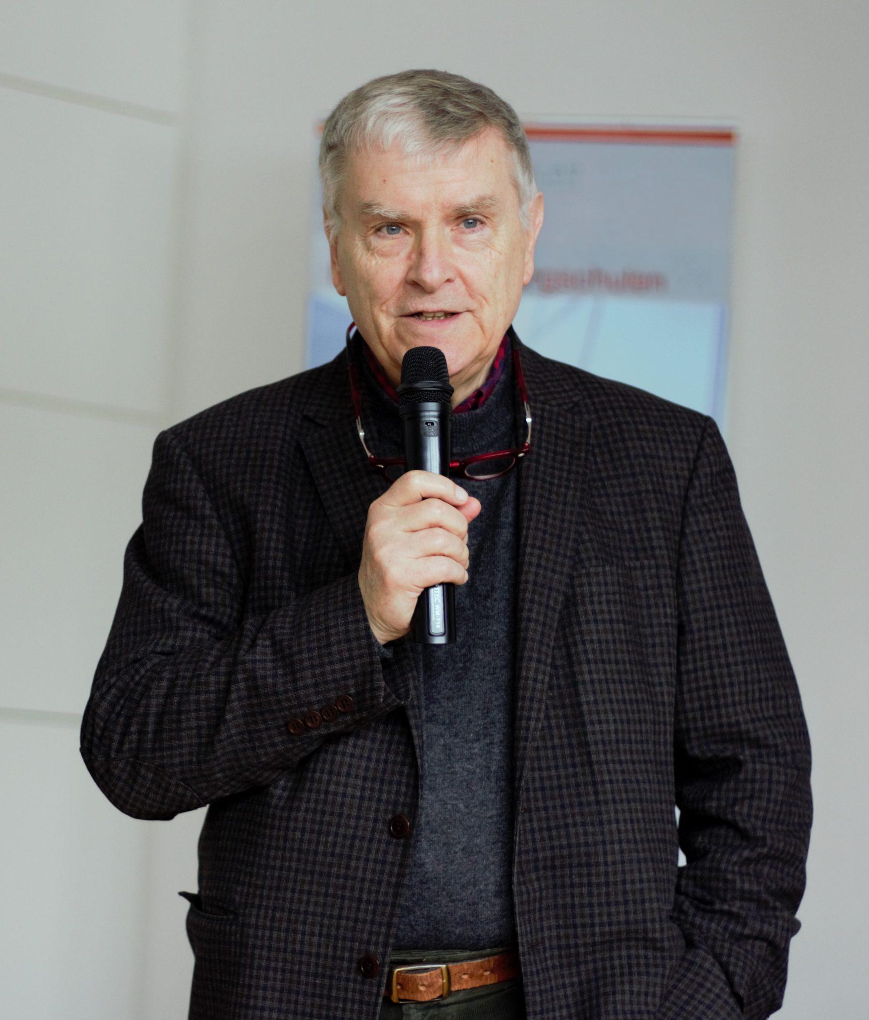 """Vortrag Anton Pelinka: """"Die gescheiterte Republik"""""""
