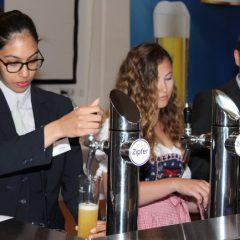 Hertha Firnberg Schulen bei den Zipfer-Zapfmasters 2018