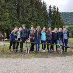 Outdoortage der 2HTA in Annaberg (14.-17. Mai 2018)