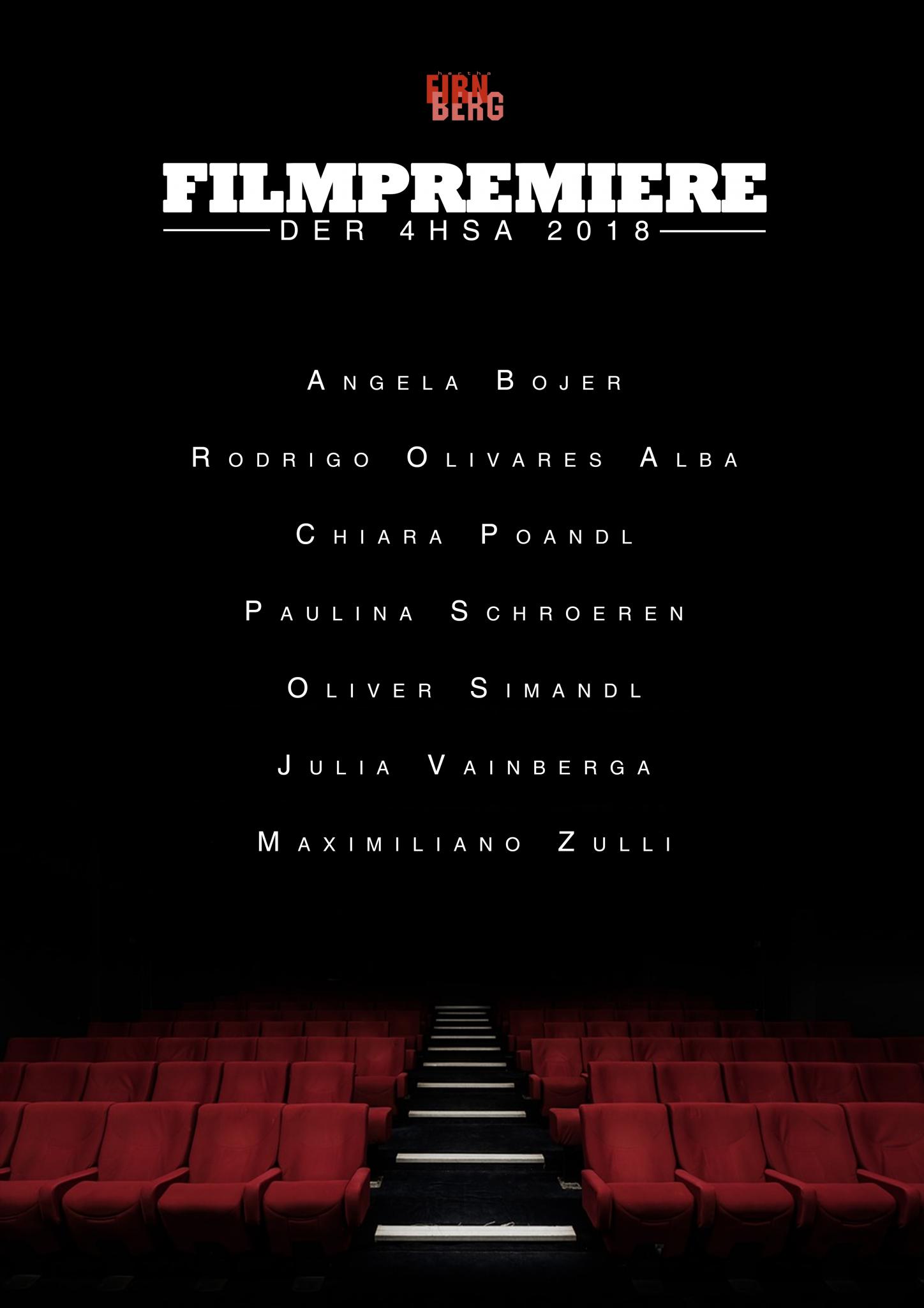 Film-Soirée an den Hertha Firnberg Schulen
