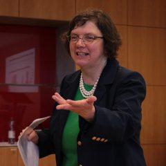 Finanzwelt aktuell – Keynote Monika Rosen, Chefanalystin der Bank Austria