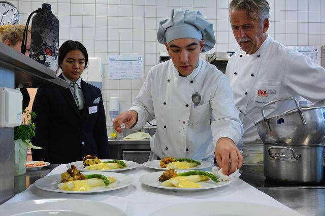 Fachpraktische Kompetenz an den Hertha Firnberg Schulen