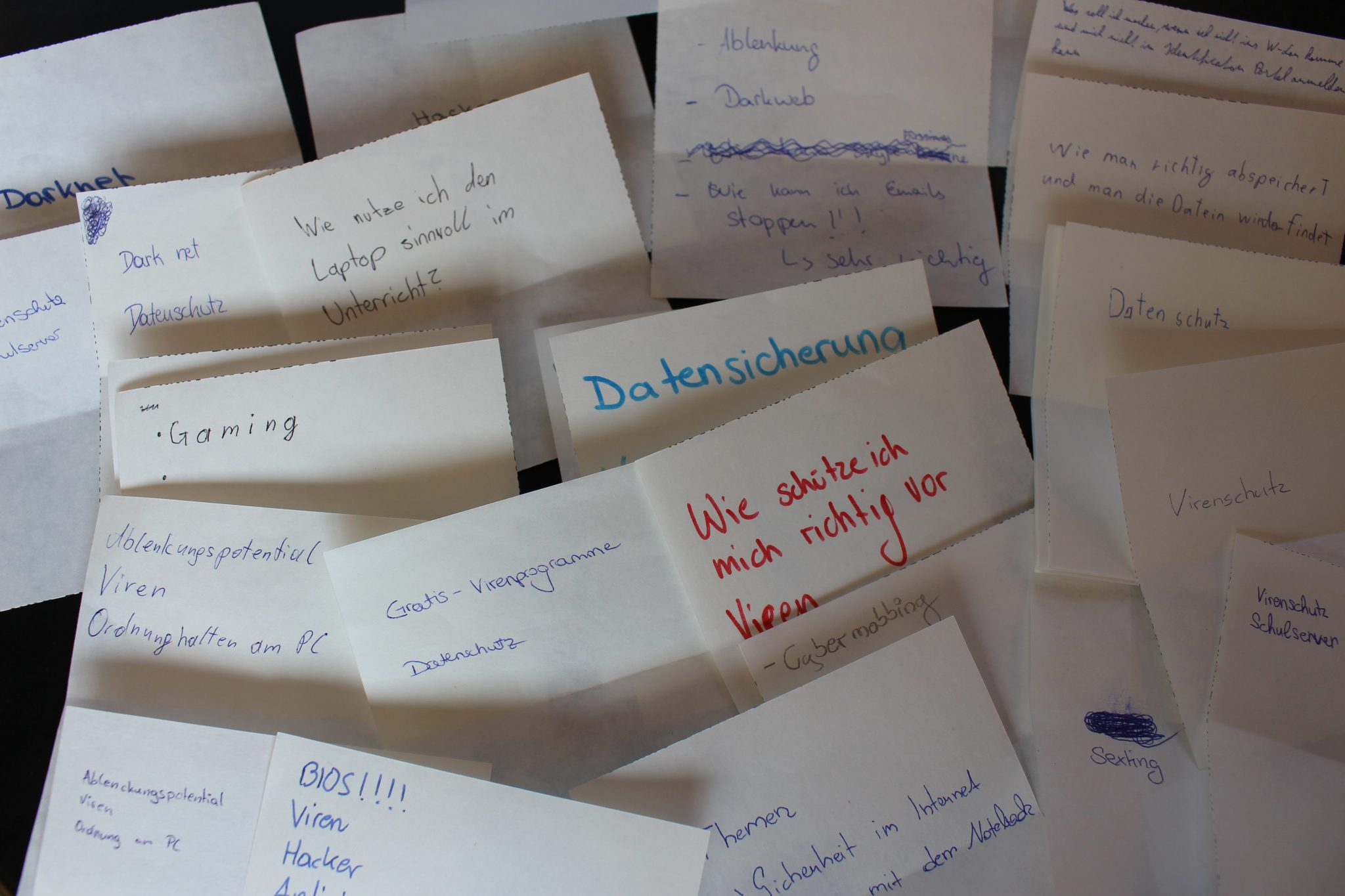 Notebook-Workshop und saferinternet.at