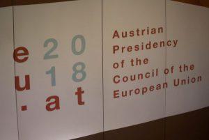Ein starker Auftritt: Einsatz der Hertha Firnberg Schulen anlässlich der österreichischen EU-Ratspräsidentschaft