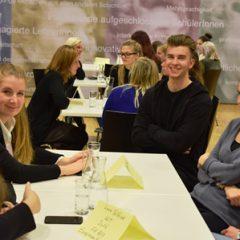 Karrieretreff am Montag,  10.12.2018 an den Hertha Firnberg Schulen um 18 Uhr