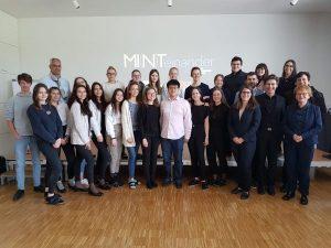 Hertha Firnberg Schulen setzen ein starkes Zeichen für MINT