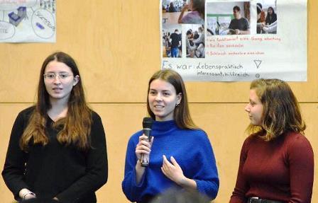 Fulminantes Abschlussevent des Schulprojekts ShareTech