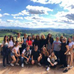 Kulturreise der 5HWA nach Florenz