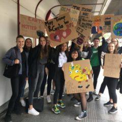 Firnberg-Community setzt ein Zeichen für Klimaschutz