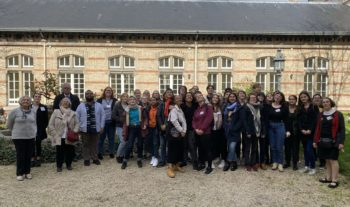 """Rückblick auf das Treffen des """"Relais de la Memoire"""" in Paris"""